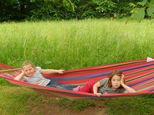 Freizeit und Entspannung auf dem Ferienhof Scheckenbauer