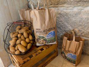 Kartoffeln von Direktvermarktern