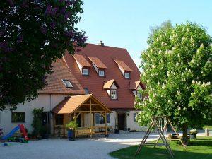 Ferienhof Scheckenbauer Spielbereich