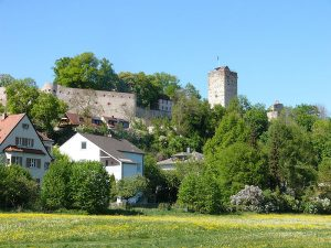 Ausflug zur Burg Pappenheim