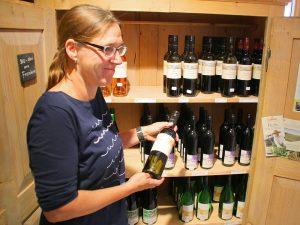 Ein guter Tropfen Frankenwein